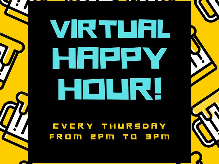 Kernville Cowork Virtual Happy Hour!