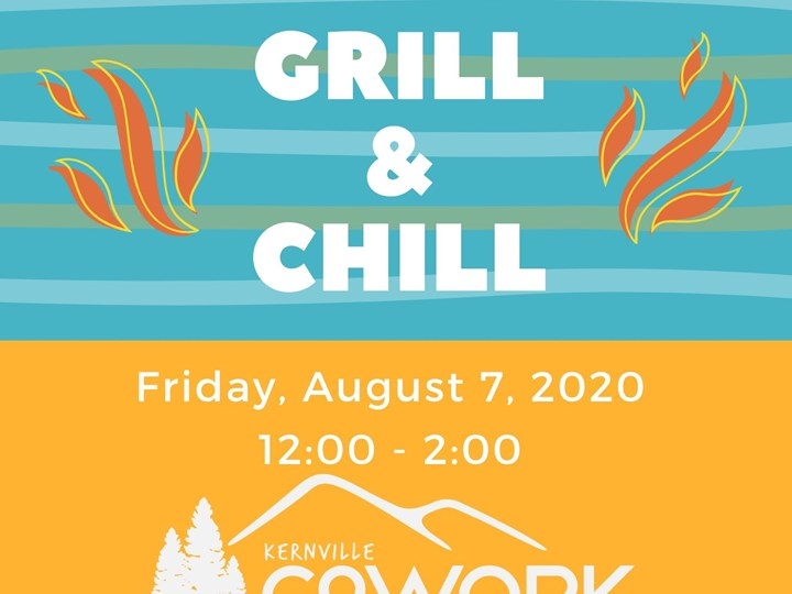 Internation Coworking Day - GRILL & CHILL